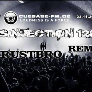 REMY JULIEN - BASSINJECTION 128th - PODCAST SHOW - @CUEBASE.FM - 2016