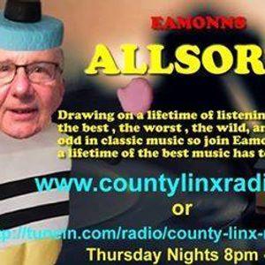 Eamonn's Allsorts 130617