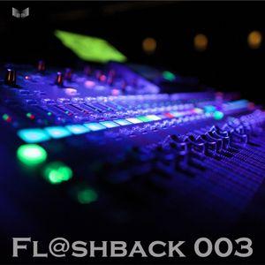 Fl@shback 003 [Live @ Peach Club] [2013.01]