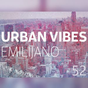 Emilijano - Urban Vibes 052 [DI.FM] (November 2015)