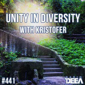 Kristofer - Unity in Diversity 441 @ Radio DEEA (24-06-2017)