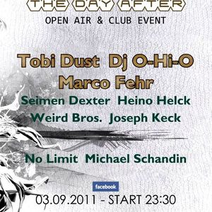 tobi dust 03 09 11 @ 7er club