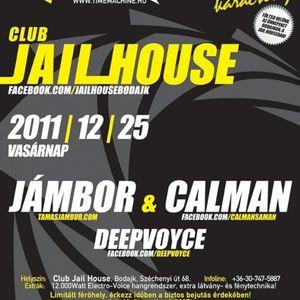 Jambor Live @ Time Machine Xmas, Jail House   20111225
