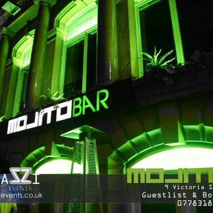 Mojito Bar sunday sessions Dj Carl Williams live 29/7/2012