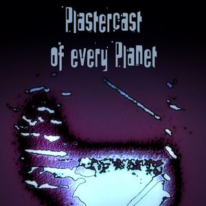 Plastercast of Every Planet