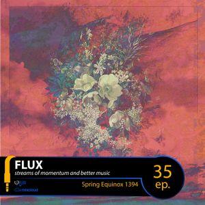 FLUX 35 // Spring Equinox 1394