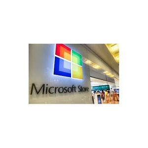 Tobi Toronto Store Manager of The  Microsoft Store at King of Prussia