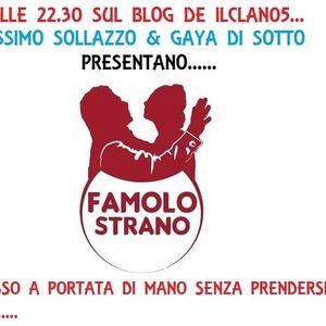 """FAMOLO STRANO PUNTATA 15 """"SESSO & FOTOGRAFIA"""""""