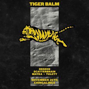 Scatterbrain @ Tiger Balm (2015-11-26)