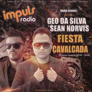 Fiesta Cavalcada #28 by Geo Da Silva & Sean Norvis - Radio Impuls - Hour 1 - Live from Sun Beach