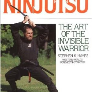 The Thirteenth Hour Podcast #71: Readings from Stephen K. Hayes' Ninjutsu: The Art of the Invisible