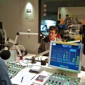 Jens Zygar Gallus Interview Radio X 2013