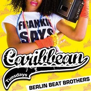 ˙·•●★ Teil 1 Caribbean Tuesdays 3.8.10  ♫♪♫ Live Mix by ★ Selecta Mista K. ★●•·