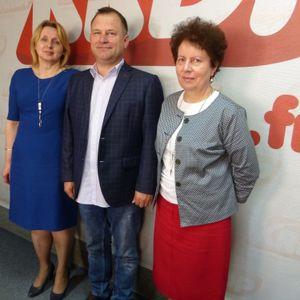 Gość Dnia Ciechanów - Krystyna Ślubowska, Donata Jóźwiak, Piotr Kaczmarczyk - 16.05.2018 KRDP FM