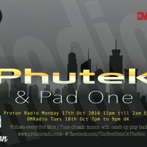 Phutek - Se-lek-Music Mix Oct 2016 Part 2