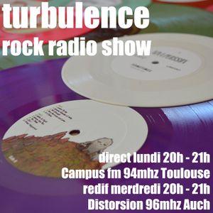 Turbulence - 16 janvier 2017