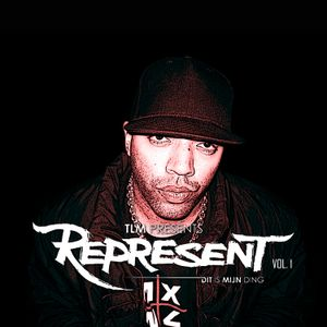 DJ TLM - Represent Volume 1