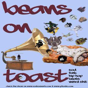 Beans On Toast Radio Show - Feb 2010