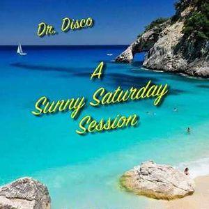 Dr. Disco   A Sunny Saturday Session