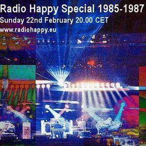 Radio Happy's journey through electronic music