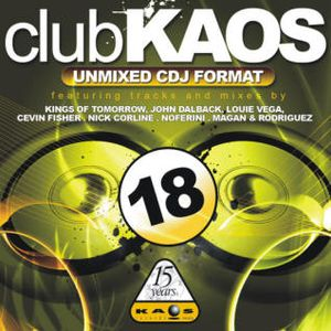 Mixed Kaos - Volume 18