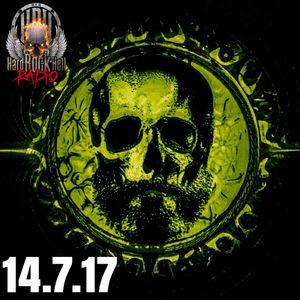 Hard Rock Hell Radio - Atom Heart Mutha - 14th July 2017