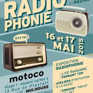 Was ist Radiophonie? pendant le 72H LIVE MNE