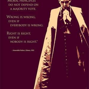 "Archbishop Fulton J. Sheen speaks on ""Am I sick or a sinner?"" Also on""How do I take pain?"""