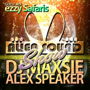 Dj Maxsie & Alex Speaker - Alien Sound Show Vol.2_(2011-09-05)