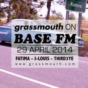 Freshly Cut On Base FM, 29 Apr - Fatima, J-Louis, Third3ye