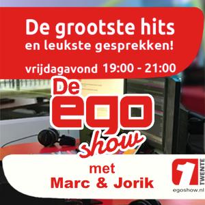 De EgoShow van 7 augustus 2020