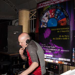 "I Festival ""DJ's Llegendes del Remember"" - DJ Jordi Caballé ""25th Anniversary"" - High Voltage - 2013"