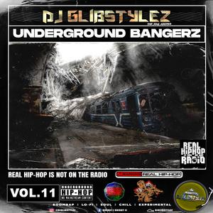 DJ GlibStylez - Underground Bangerz Vol.11 (Underground Hip Hop Mix)