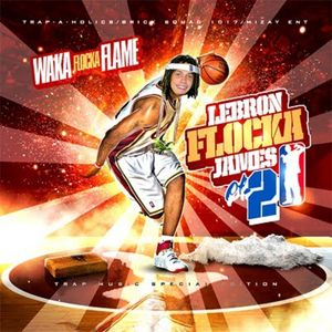 Lebron Brookah James (A Tribute to Wacka)