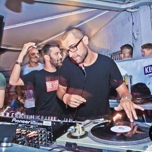 HUNZED EXPERIENCE 2017 Vol. 2 ::: TECHNO VINYL DJ SET + PRODUCTIONS LIVE :::