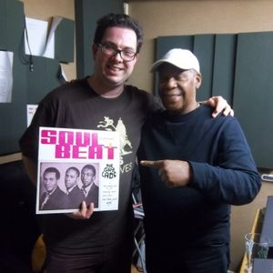 Stephen T's Funky People BB Seaton Special pt 1 ~ 26th February 2013 (www.purple-radio.co.uk)