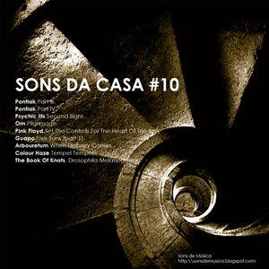 Sons da Casa #010