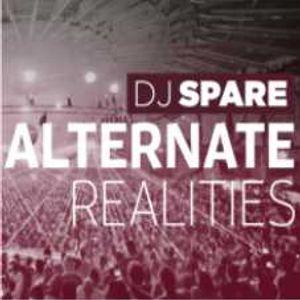 Alternate Realities 058 (with DJ Spare) 21 Diciembre 2016