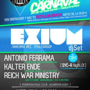 Antonio Ferrama@Freedom hall club (Badajoz) 09-02-13