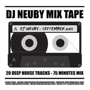 DJ Neuby - MixTape (September 2016)