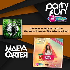 "Da Sylva Mashup ""The Wave Devotion"" supported by Maeva Carter @ Pacha La Pineda on Fun Radio"