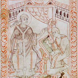 OPUS 2013-09-18 Den tidiga medeltiden & gregoriansk körsång, ca 480 e.Kr. - 1000 f.Kr.