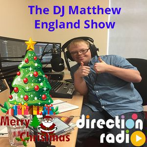 DJ Matthew England Show - Christmas With Santa Matthew Claus!!!!