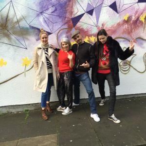 Hoxton Fashion w Supermalt: Pips Taylor
