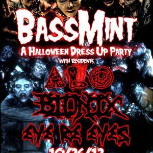 Eyere's Halloween Bassmint Set 2