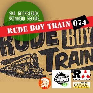 Rude Boy Train Radio 074 – Release Party 2017 N°01.