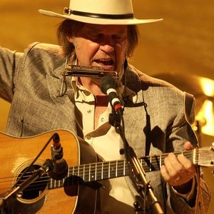 Neil Young  2012-10-21 Shoreline Amphitheater, Mountain View, CA