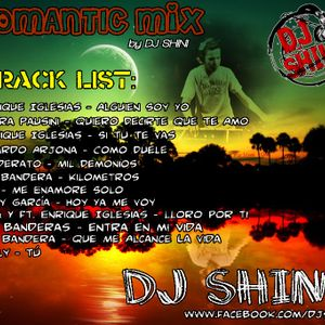 DJ Shini - Romantic Mix