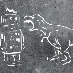 Robot&Dinosauro November Furious Mix
