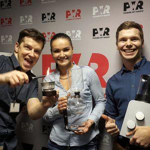 Interviu @ Power Popietė - Baristos Edita ir Laurynas